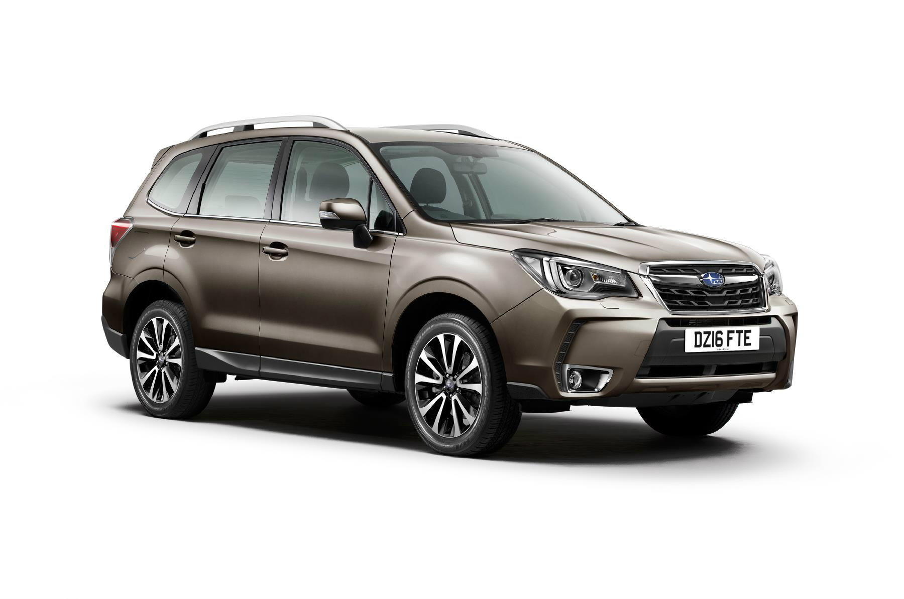 2016 subaru forester priced at 25 495 in the united kingdom autoevolution. Black Bedroom Furniture Sets. Home Design Ideas