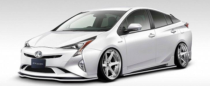 2016 Toyota Prius Getting Hellaflush Body Kit from Kuhl ...