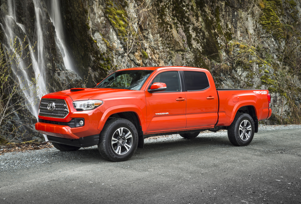 Toyota Tacoma Trd Off Road Long Bed