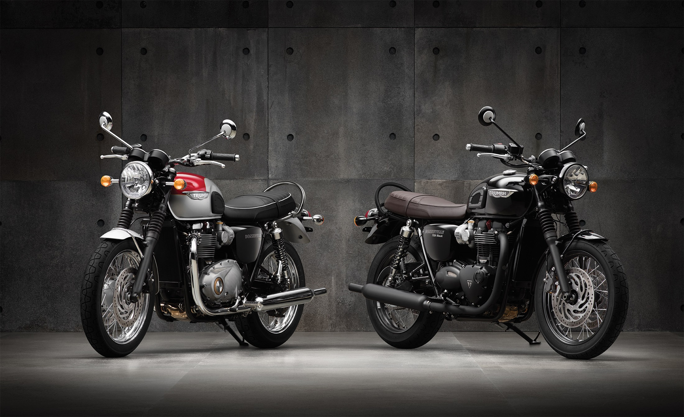 Triumph Bonneville T120 Specs >> 2016 Triumph Bonneville T120 and T120 Black First Photos Look Smashing - autoevolution