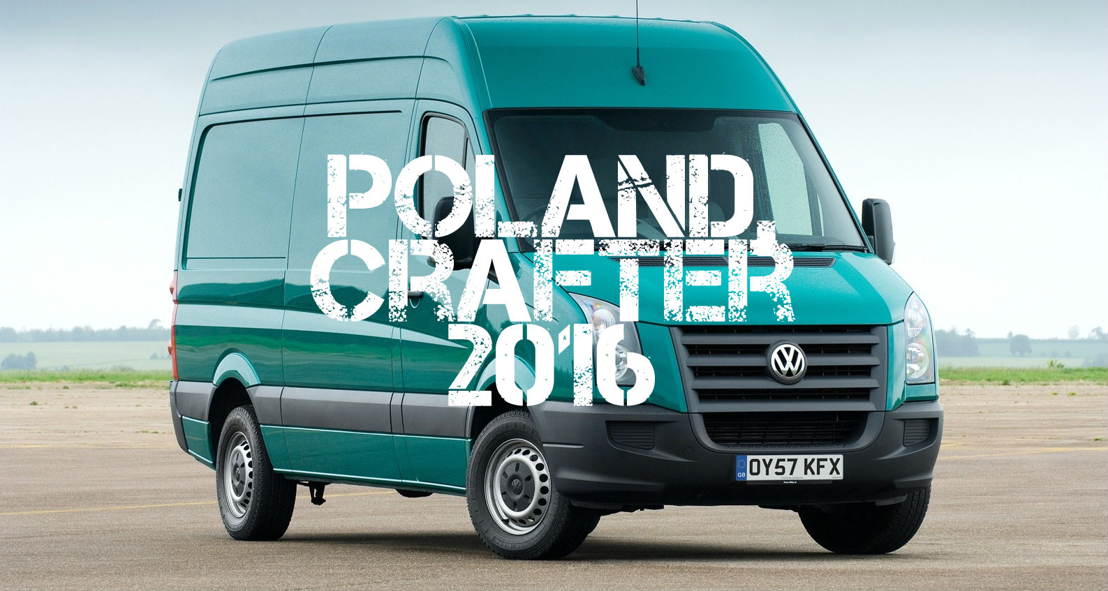 2016 volkswagen crafter to be built in wrzesnia poland autoevolution. Black Bedroom Furniture Sets. Home Design Ideas
