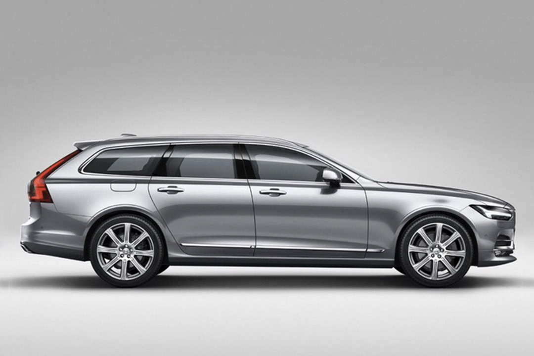 2016 Volvo V90 Leaks Ahead Of Geneva Motor Show Debut Autoevolution. Volvo. Volvo Auto Diagram At Scoala.co
