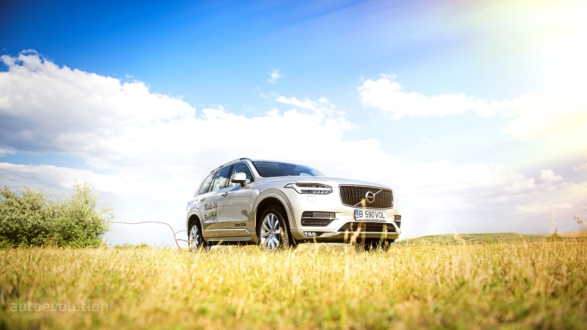 2016 volvo xc90 hd wallpapers thor 2 0 autoevolution - 2 0 wallpaper ...