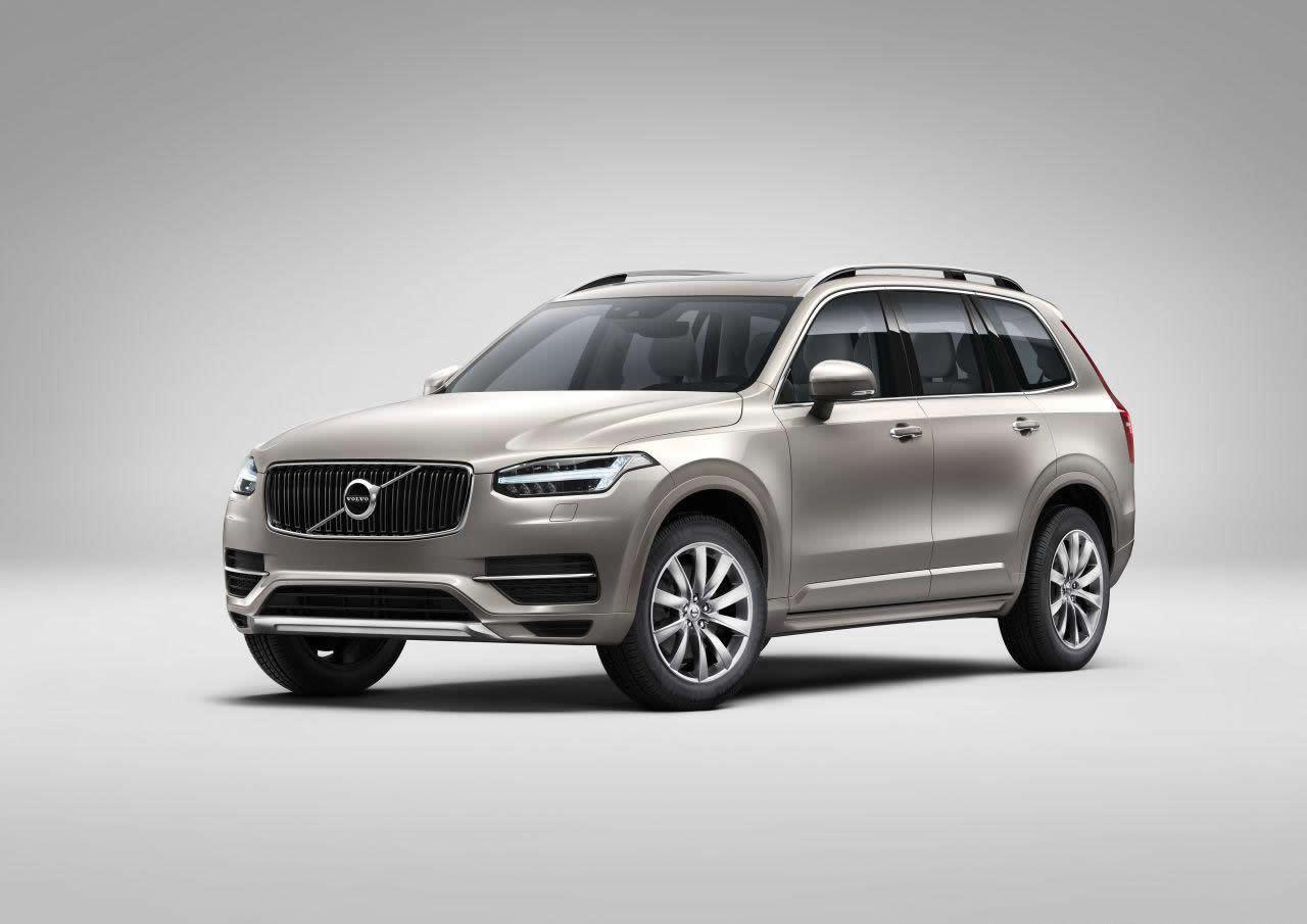 2016 Volvo XC90 Recalled Over Restraints System Issue - autoevolution