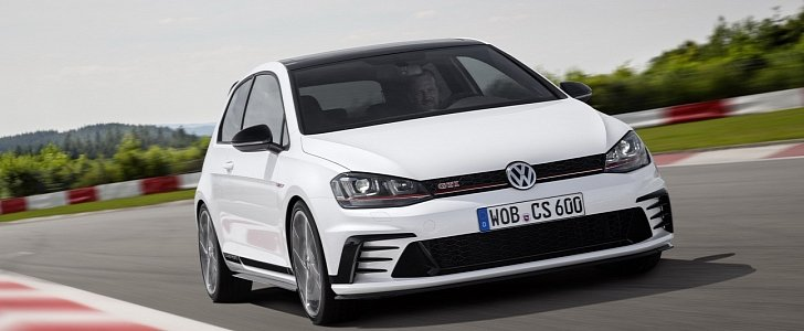 2016 Vw Golf Gti Clubsport Is Ready Here S Your First