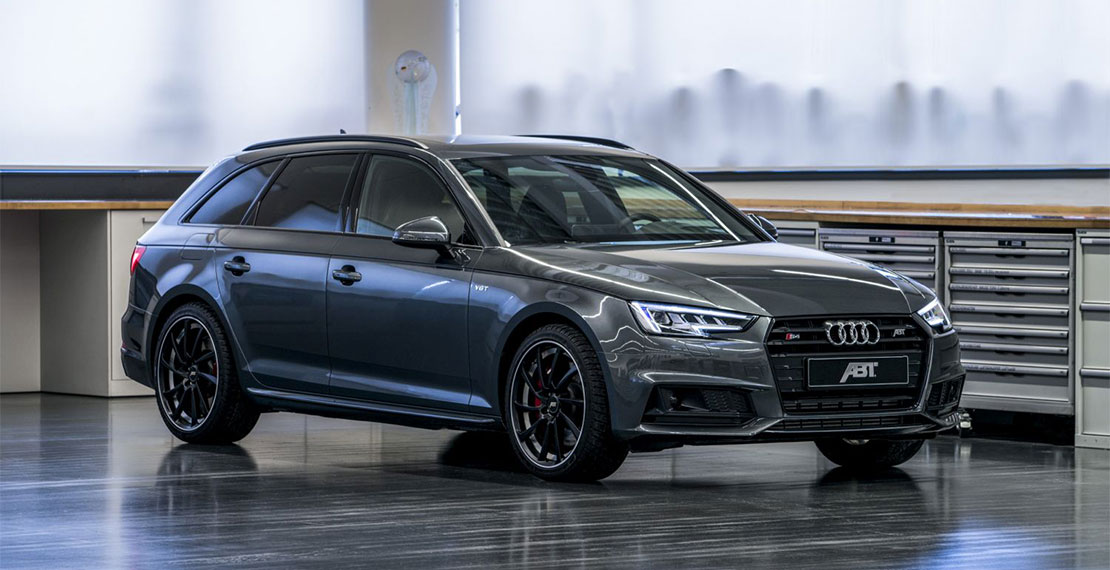 2017 Abt S4 Is Not Your Regular Audi S4 Avant Quattro Autoevolution