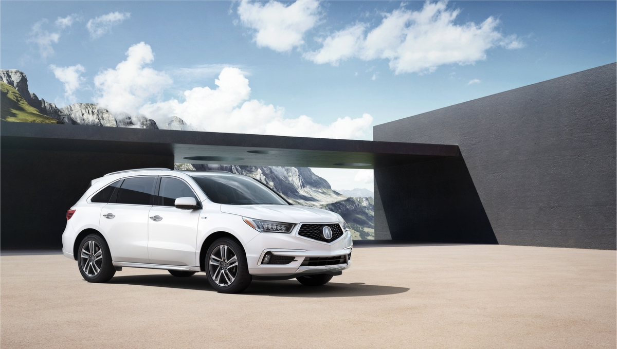 15 Photos 2017 Acura Mdx Sport
