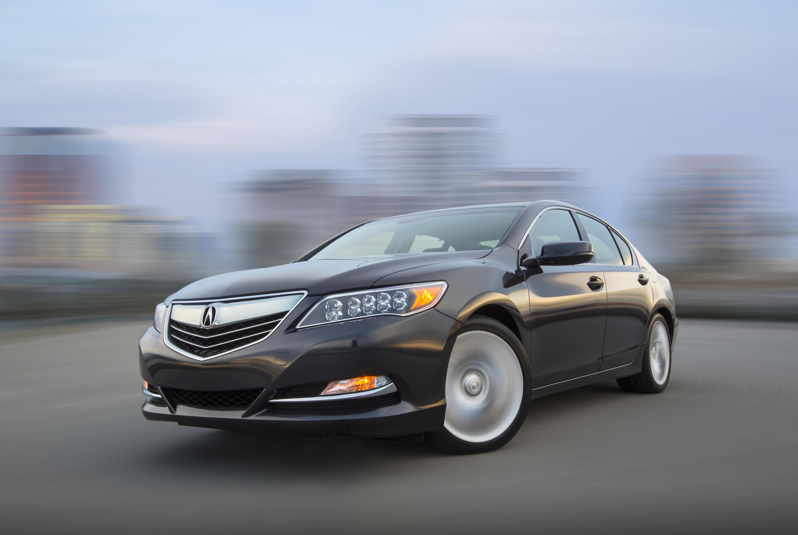 2017 acura rlx priced from 54 450 updated sport hybrid. Black Bedroom Furniture Sets. Home Design Ideas