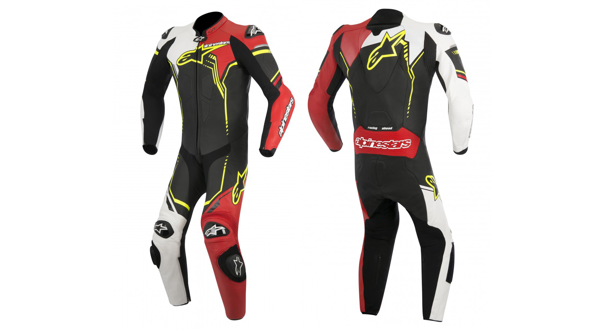 2017 Alpinestars Gear Is Here In Black, White, and Red - autoevolution
