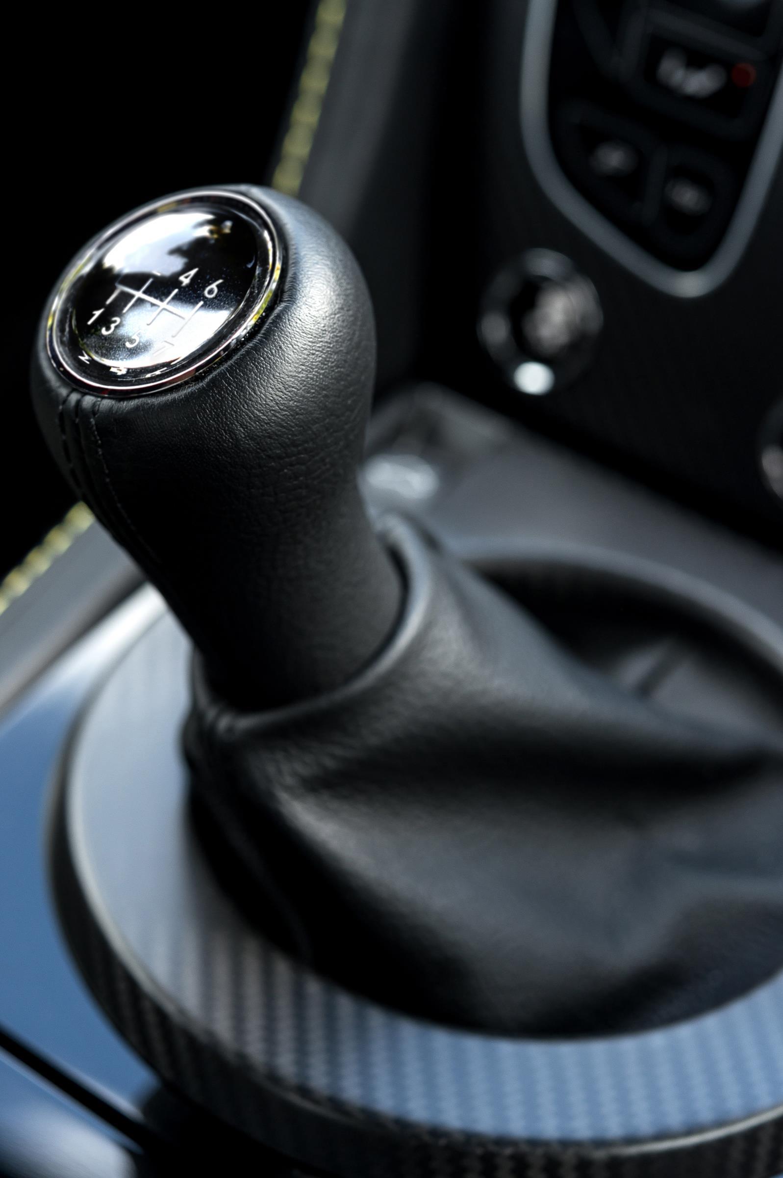 2017 Aston Martin V12 Vantage S Available With 7 Speed Dog Leg