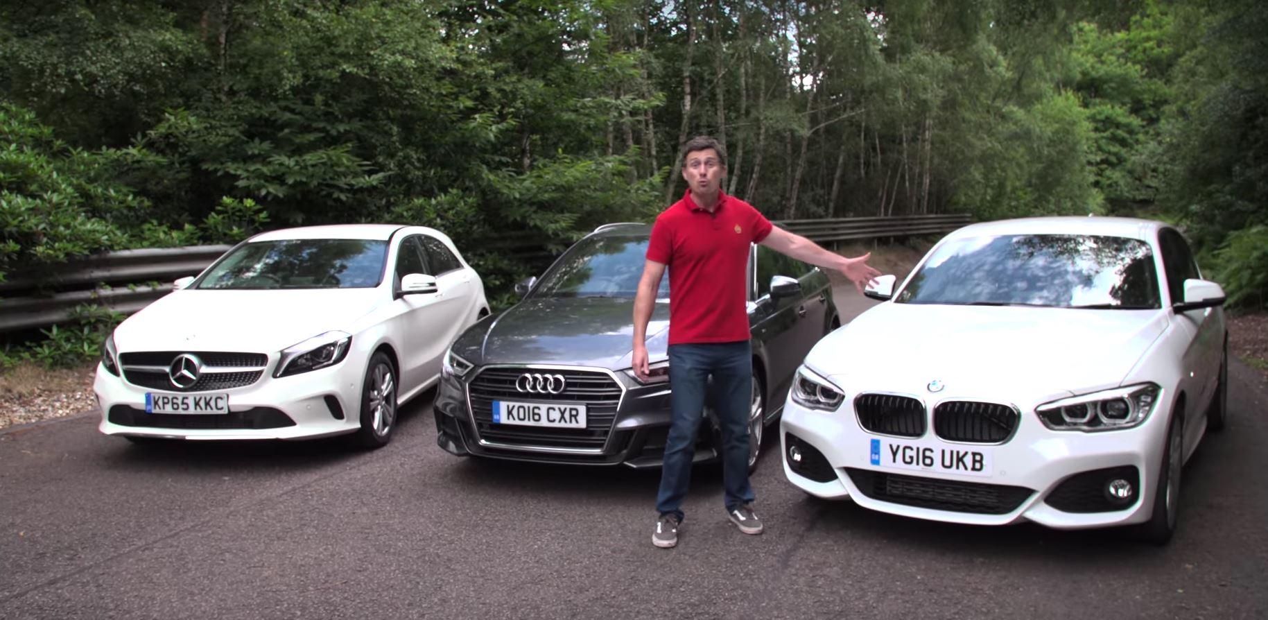 7 Photos 2017 Audi A3 Crowned The Best Premium German Hatchback
