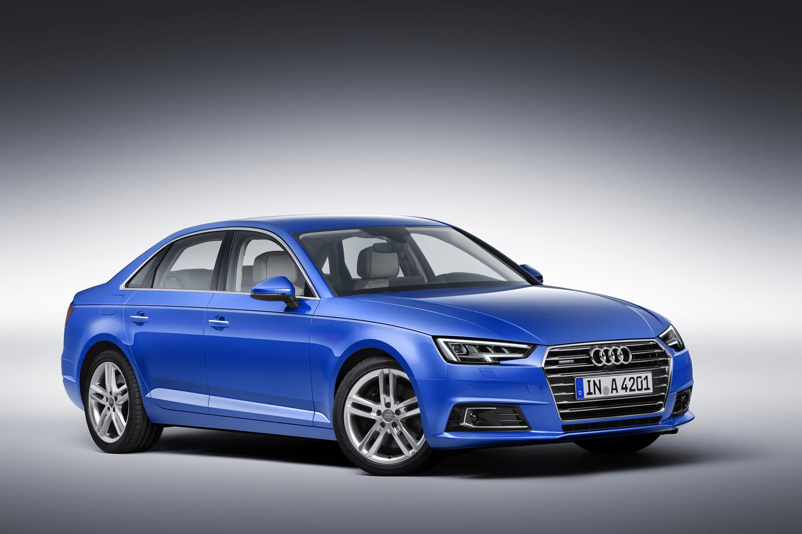 2017 audi a4 will be available with 2 0 tdi diesel in the us autoevolution. Black Bedroom Furniture Sets. Home Design Ideas