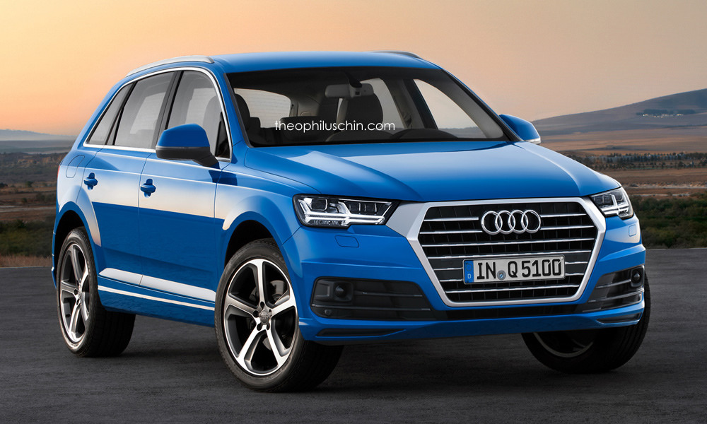 2017 Audi Q5 Rendered Let S Hope It Looks This Good
