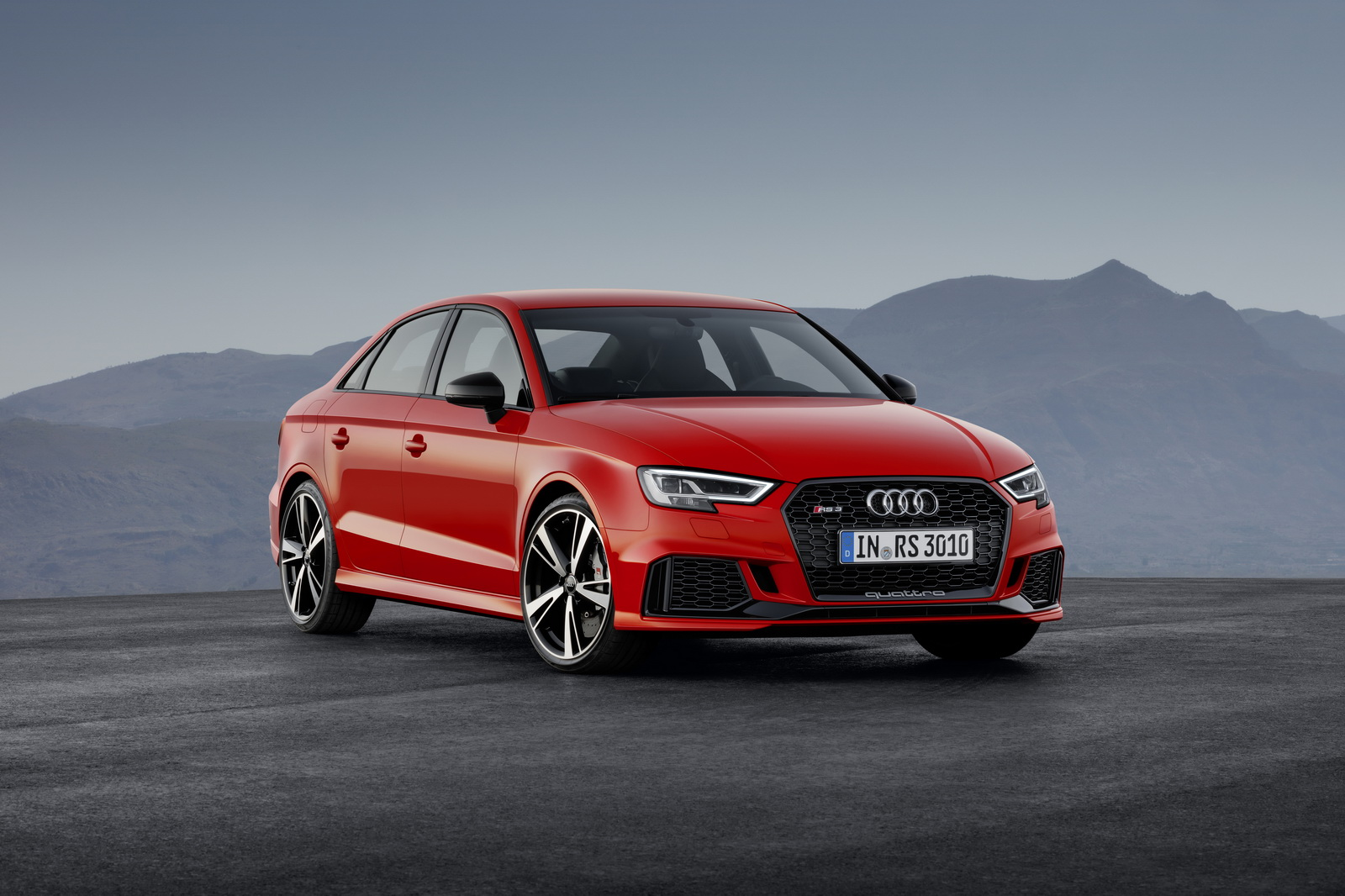 2017 audi rs3 sedan finally revealed and it 39 s the best. Black Bedroom Furniture Sets. Home Design Ideas