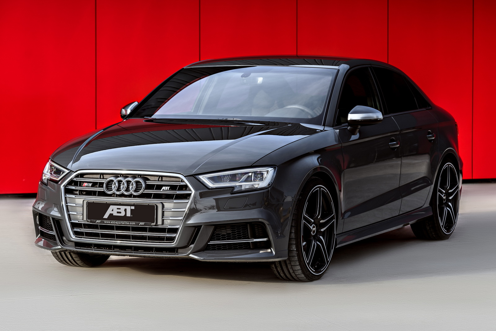 Audi Rs 8 2017 >> 2017 Audi S3 by ABT Can Keep Up with the RS3 Sedan - autoevolution