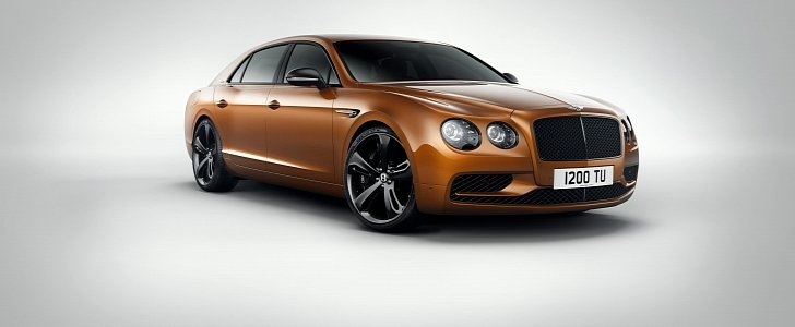 2017 bentley flying spur w12 s is crewe 39 s first 200 mph four door missile autoevolution. Black Bedroom Furniture Sets. Home Design Ideas
