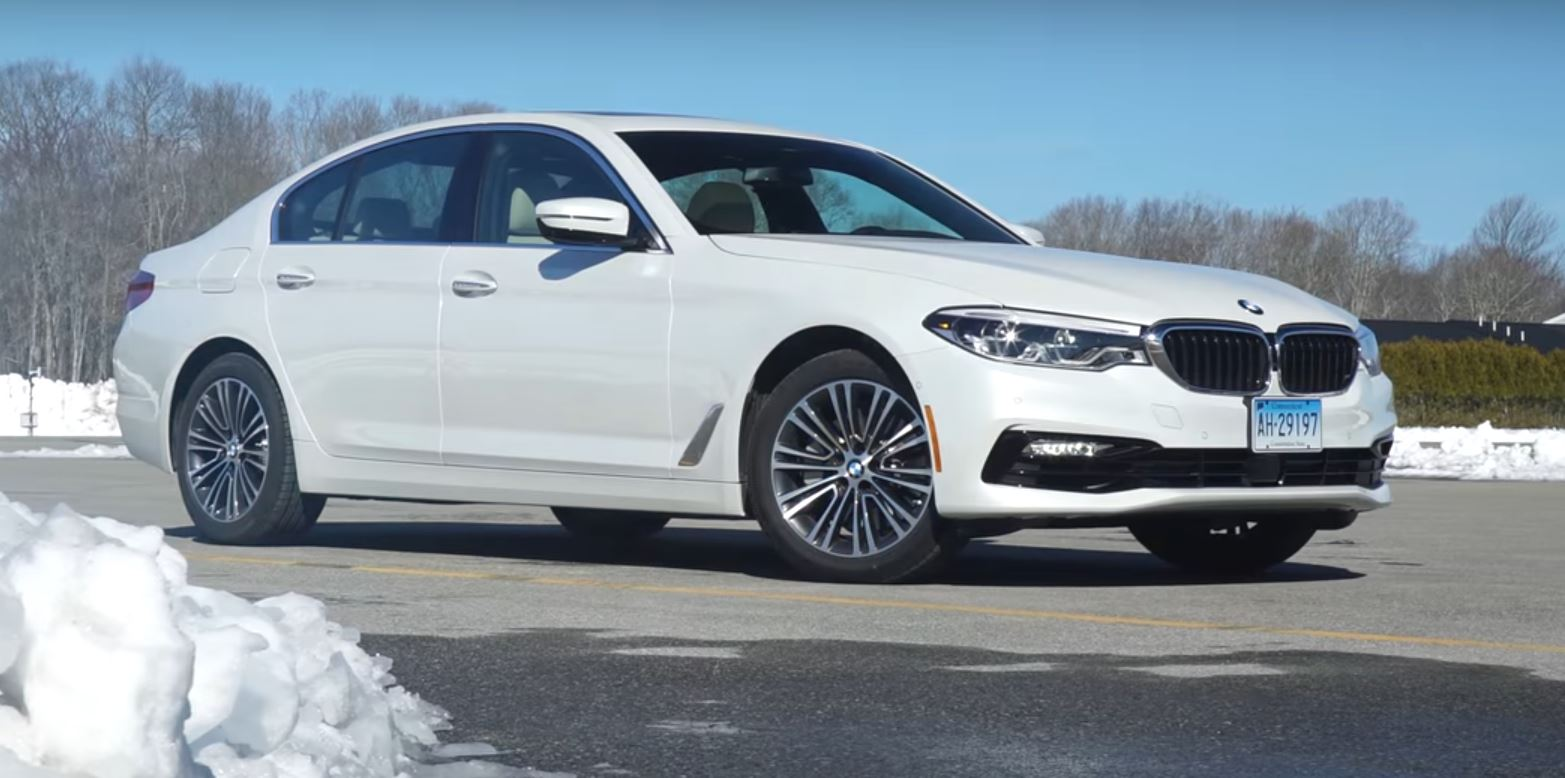 2017 Bmw 5 Series Is More Luxurious And Less Sporty Says Consumer Reports Autoevolution