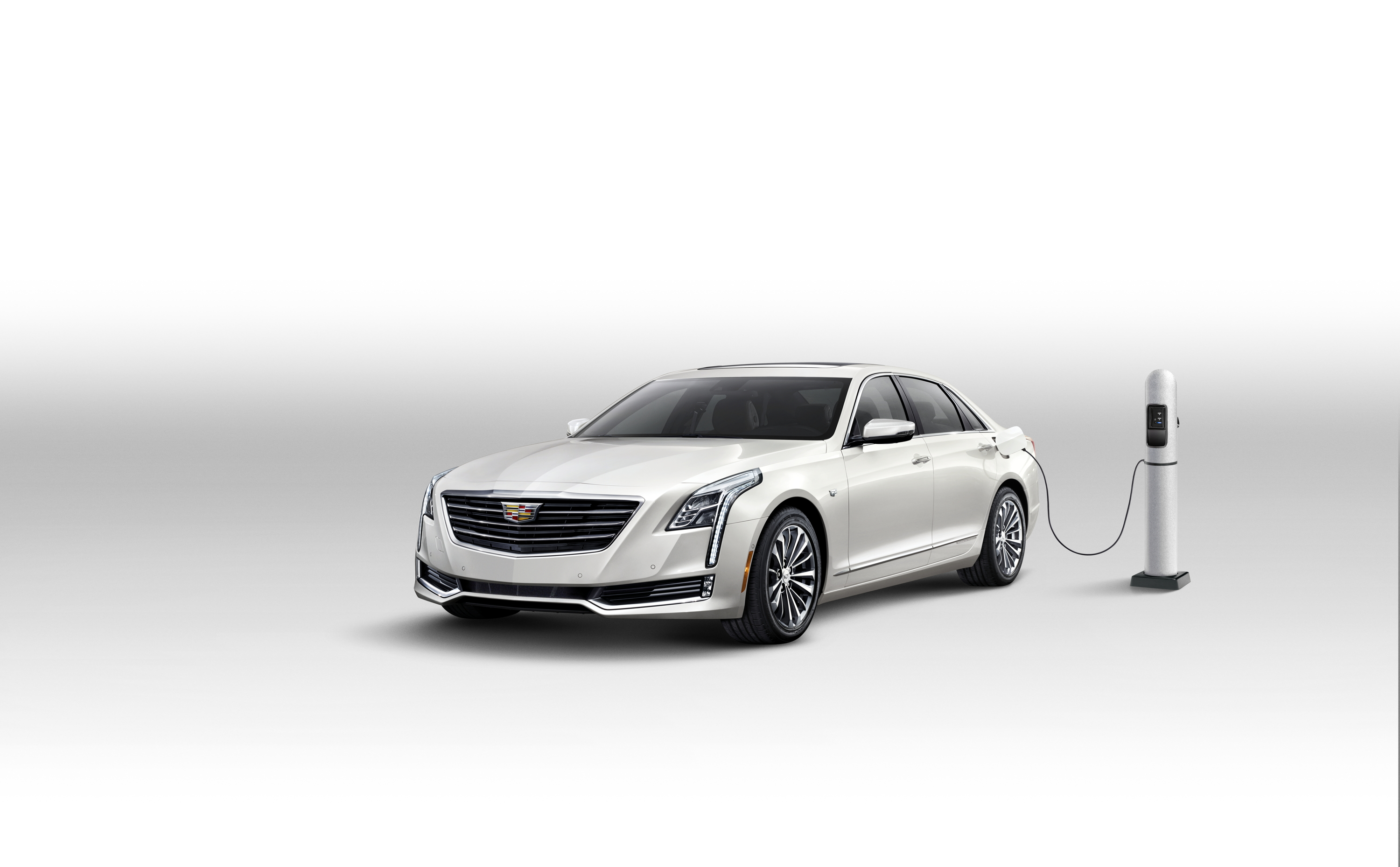 2017 cadillac ct6 plug in hybrid offers an estimated 30 miles of electric range autoevolution. Black Bedroom Furniture Sets. Home Design Ideas