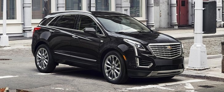 2017 cadillac xt5 crossover detailed has distinctive sense of style autoevolution. Black Bedroom Furniture Sets. Home Design Ideas
