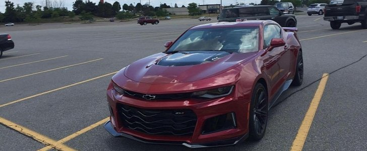 2017 camaro zl1 spotted in the wild as chevy announces performance and pricing autoevolution. Black Bedroom Furniture Sets. Home Design Ideas