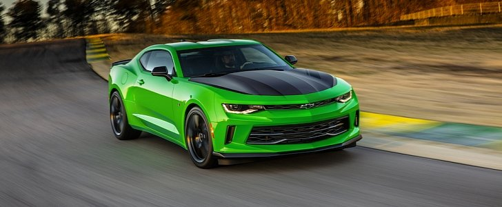 2017 Chevrolet Camaro Lt 2ss Convertible Are Er Than
