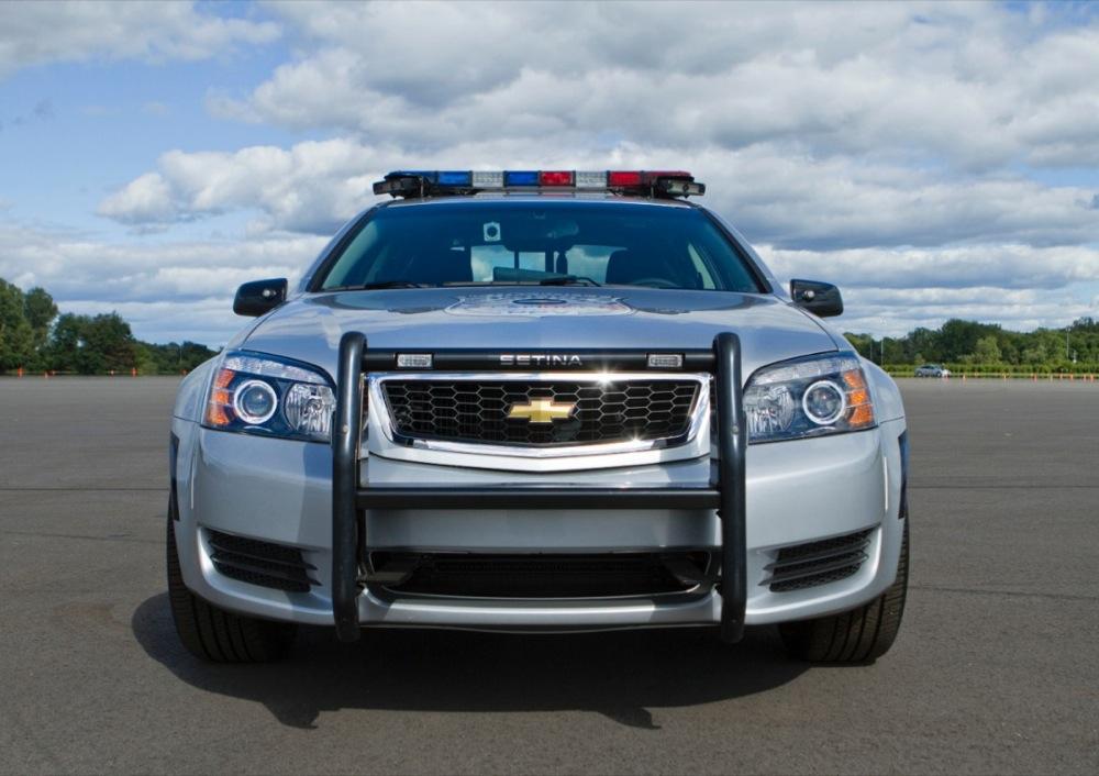 6 Photos 2017 Chevrolet Caprice Police Patrol Vehicle
