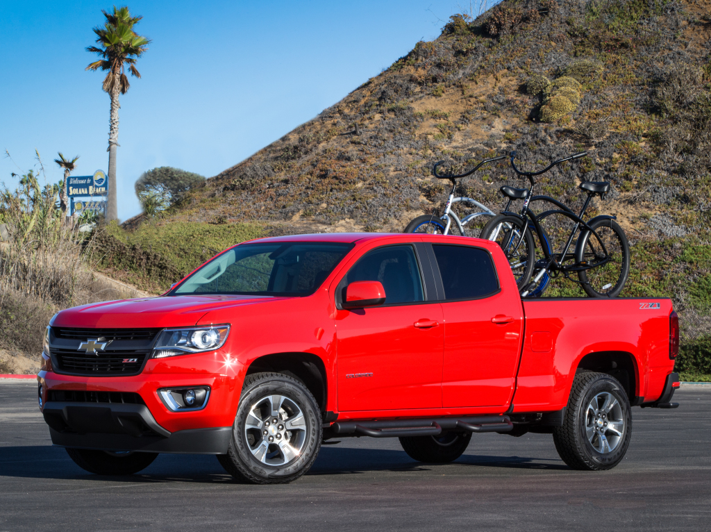 2017 chevrolet colorado gets new v6 engine 8 speed. Black Bedroom Furniture Sets. Home Design Ideas