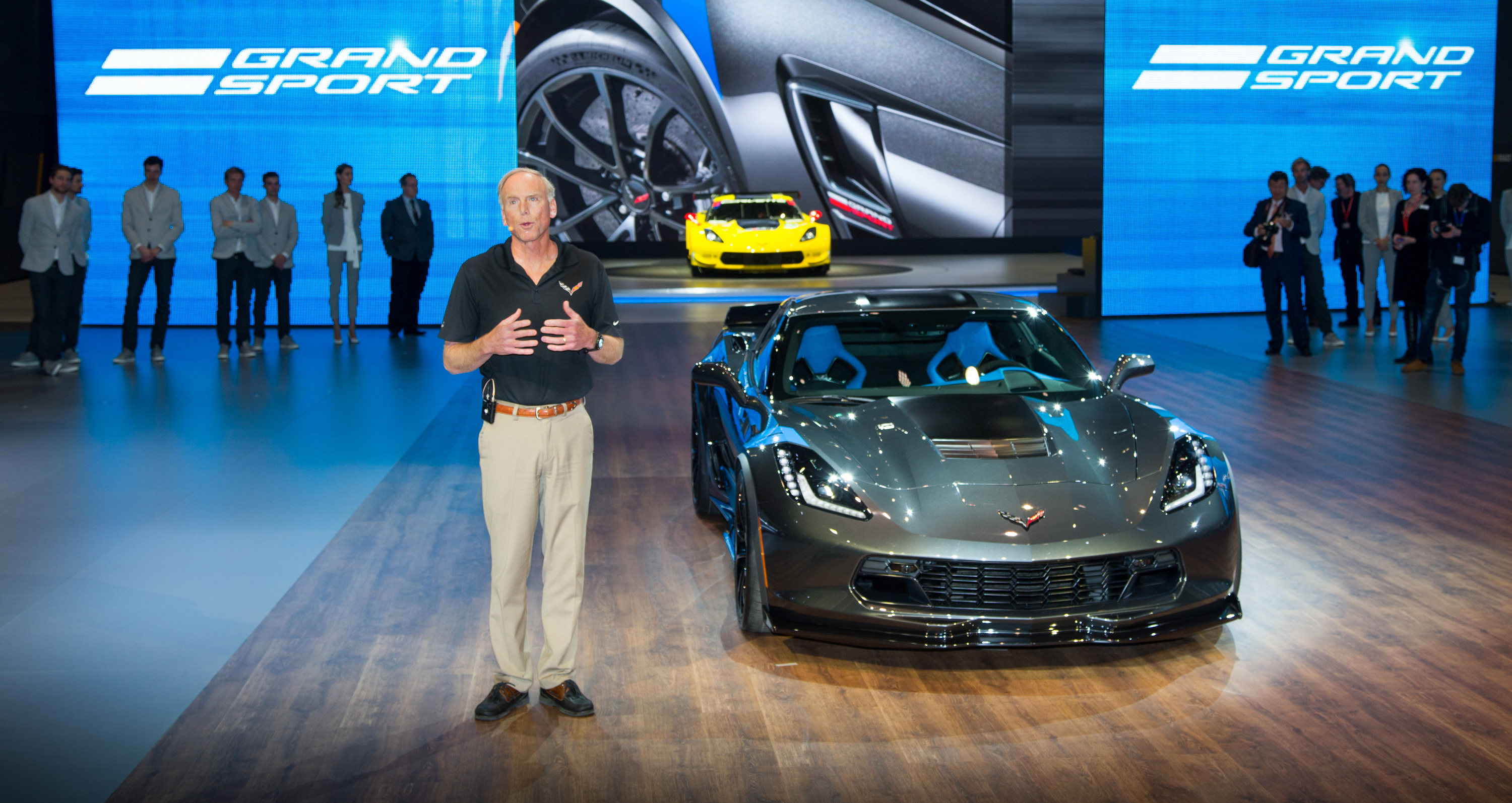 2017 Chevrolet Corvette Grand Sport Delivers Zr1 Like Lap 1969 Windshield Wiper Vacuum Diagram Wiring 13 Photos
