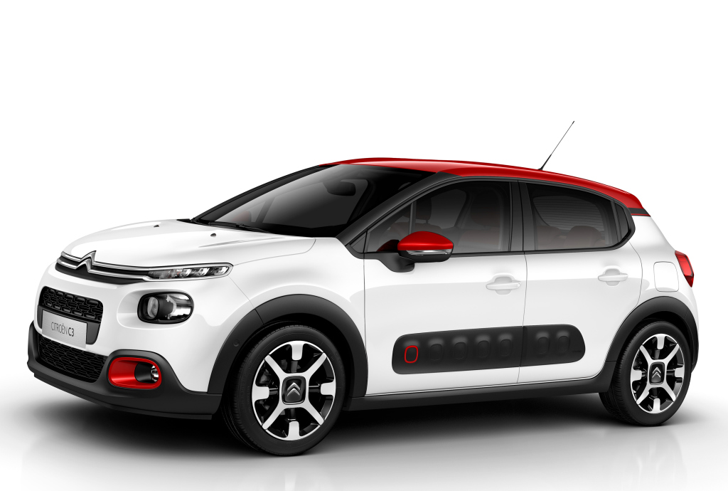2017 citroen c3 priced from 12 950 autoevolution. Black Bedroom Furniture Sets. Home Design Ideas