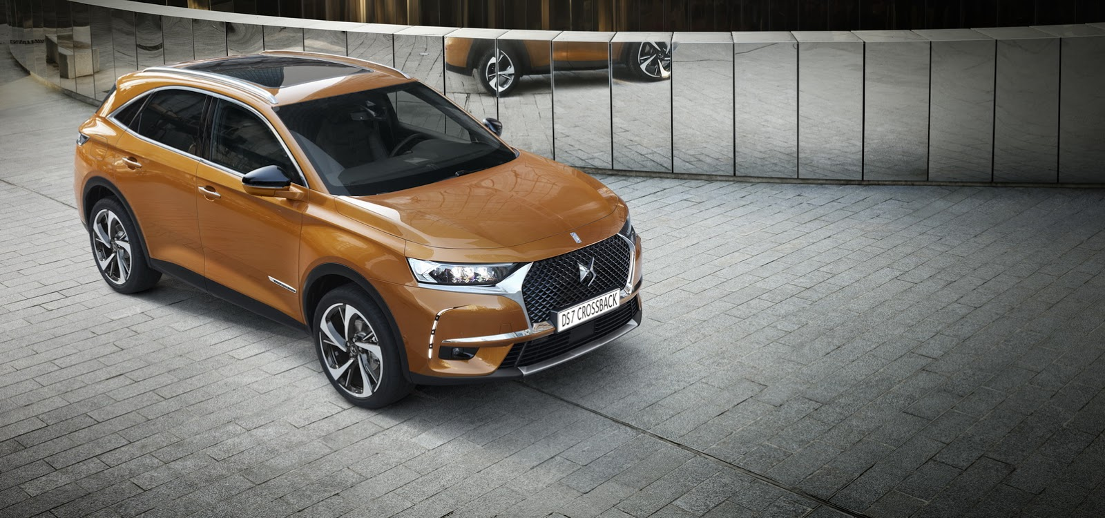 Peugeot 6008 2018 >> 2018 DS 7 Crossback Revealed: First Photos and Specs of Premium French SUV - autoevolution