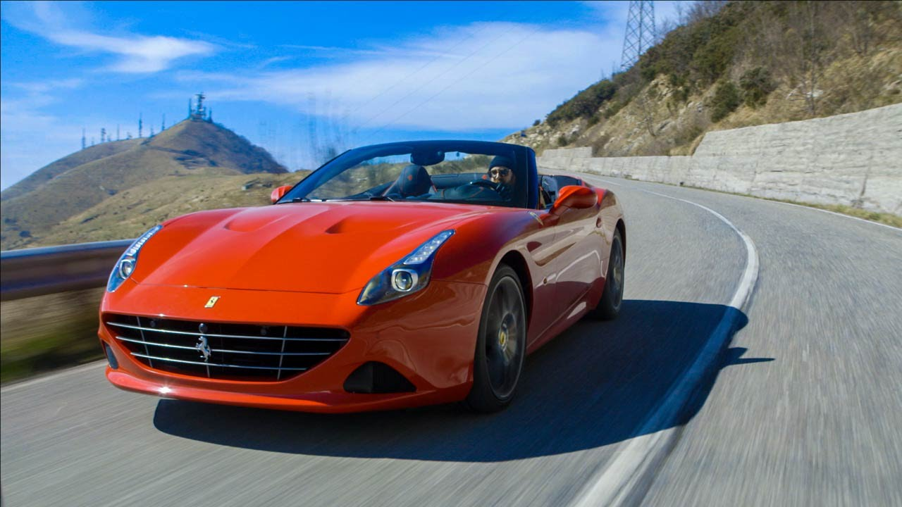 Awesome 2017 Ferrari California T Is So Balanced It Doesn39t Need
