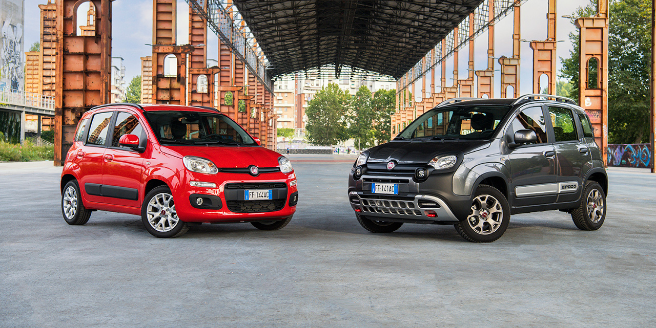 2017 Fiat Panda Gets Small Updates and Uconnect - autoevolution