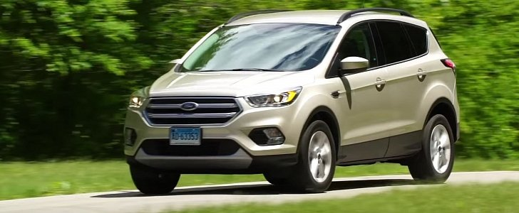 2017 Ford Escape Is Sporty But Expensive Says Consumer
