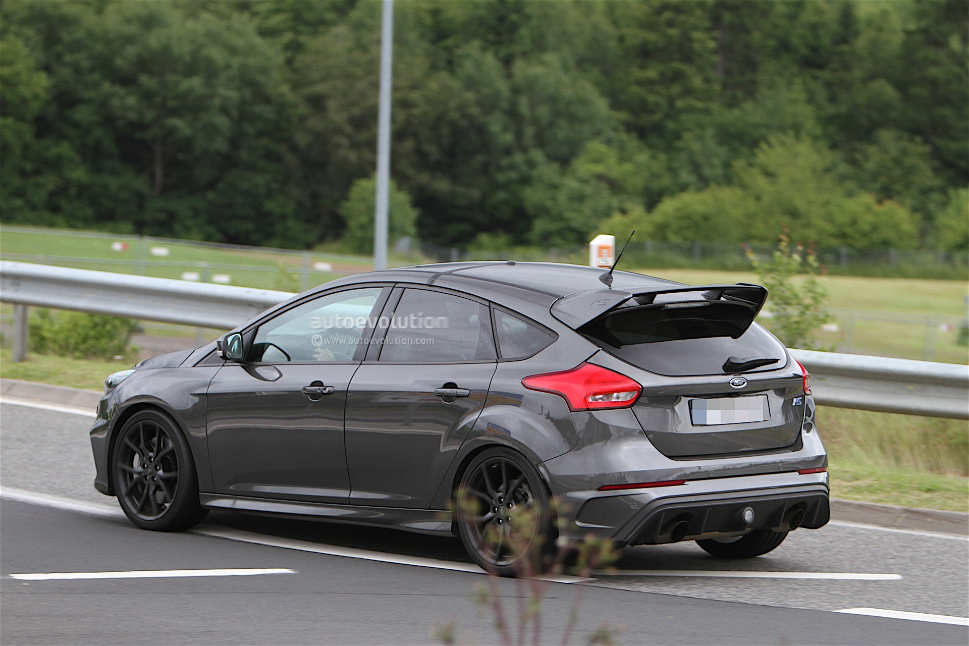 2017 Ford Focus Rs500 Expected To Deliver Around 400 Hp