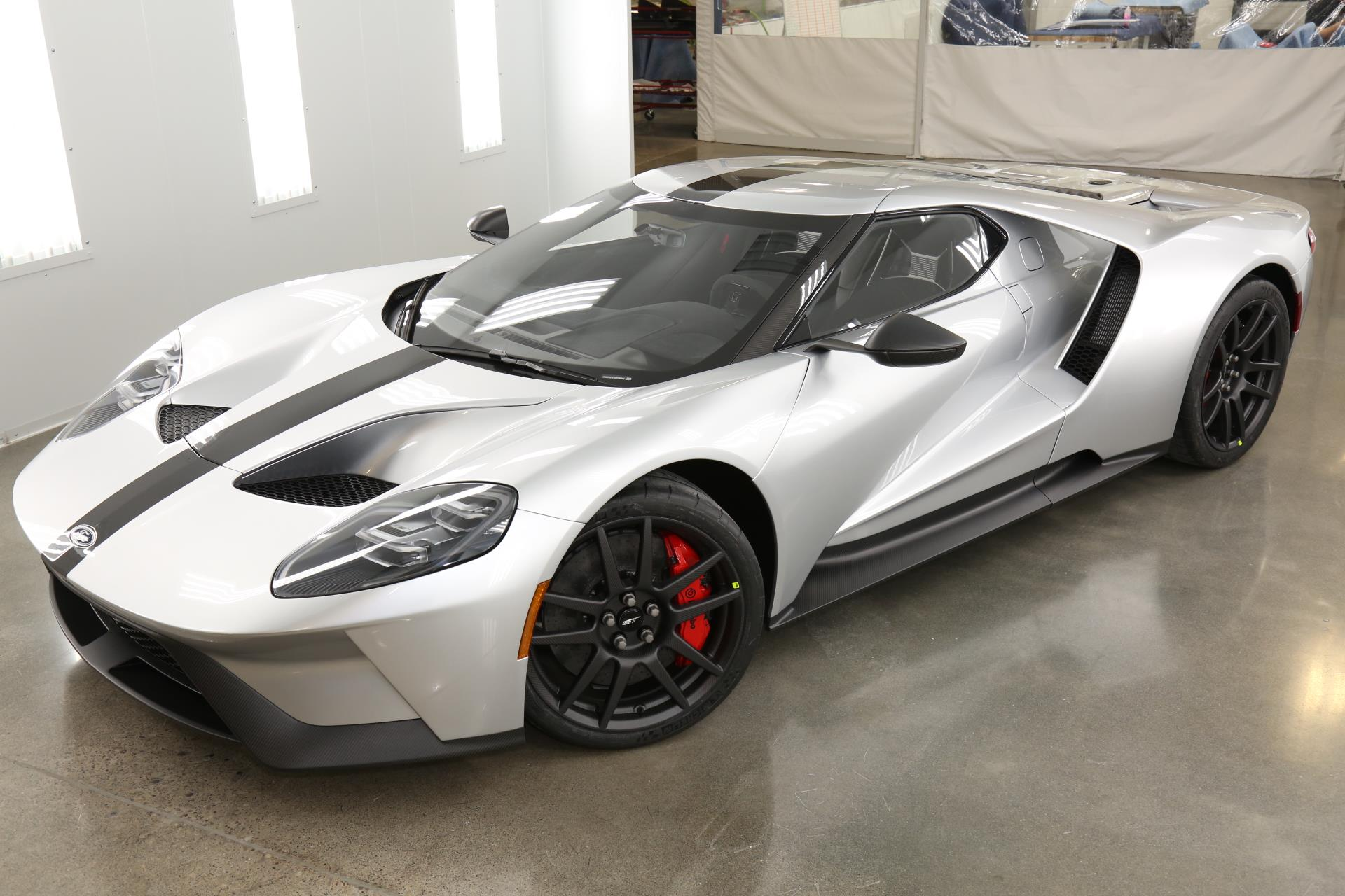 2017 ford gt competition series sheds unwanted weight for performance to go up autoevolution. Black Bedroom Furniture Sets. Home Design Ideas