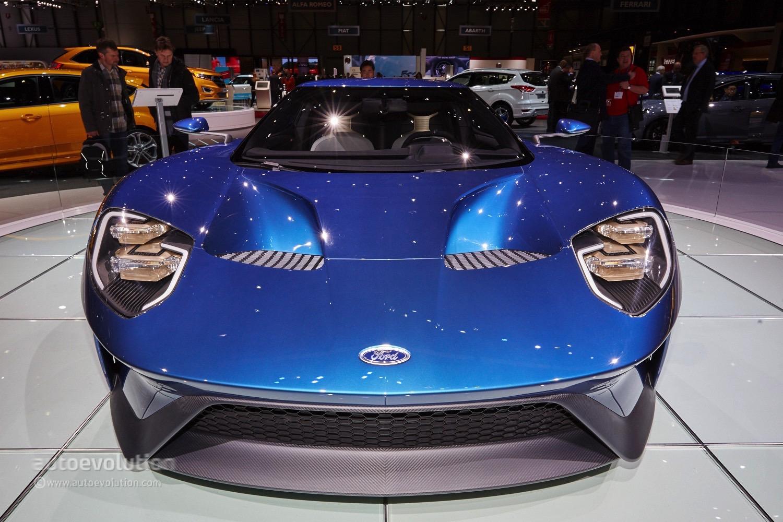 Ford Gt Geneva Motor