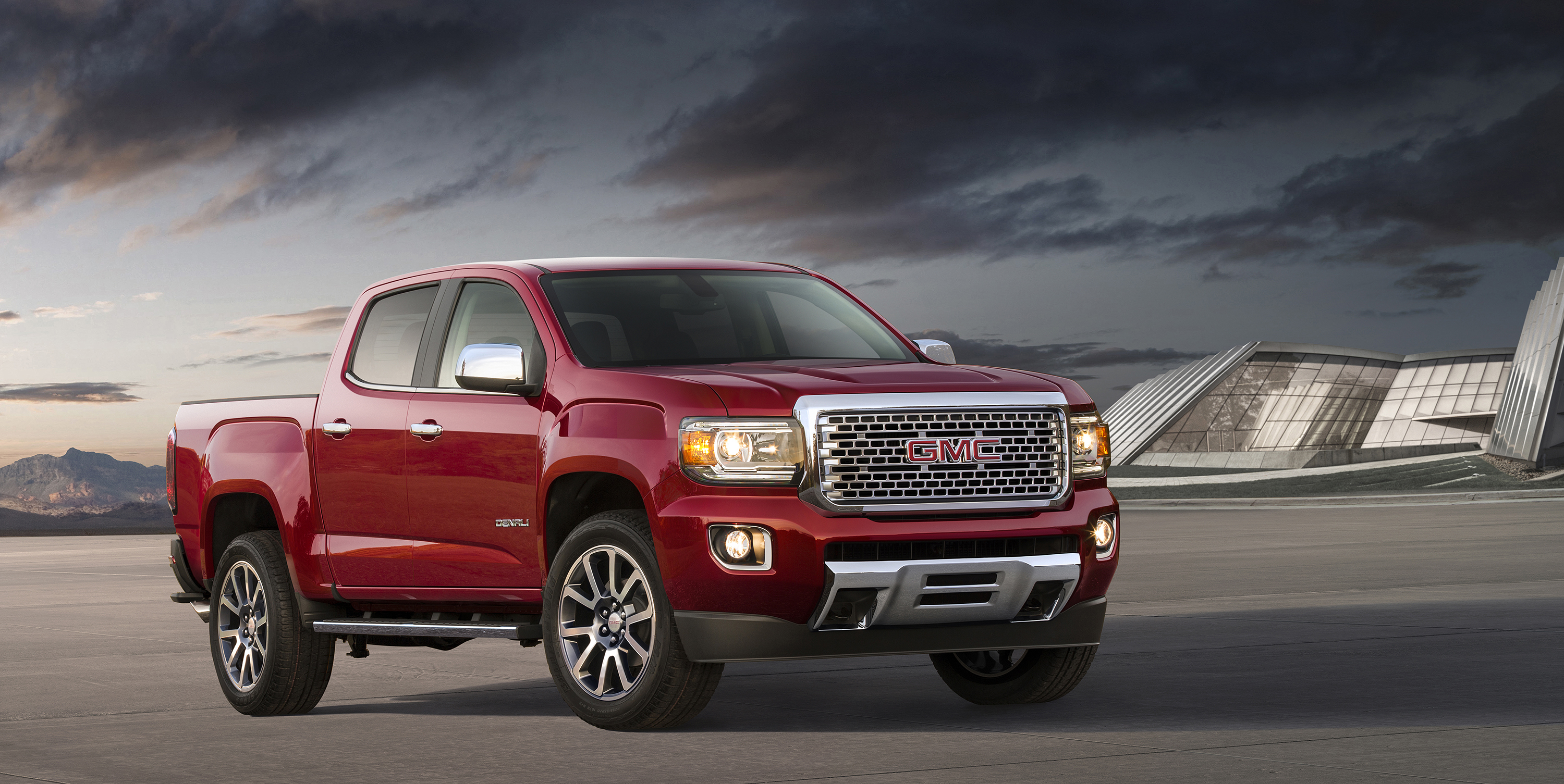 GMC Canyon: GM Looking To Split The Siblings