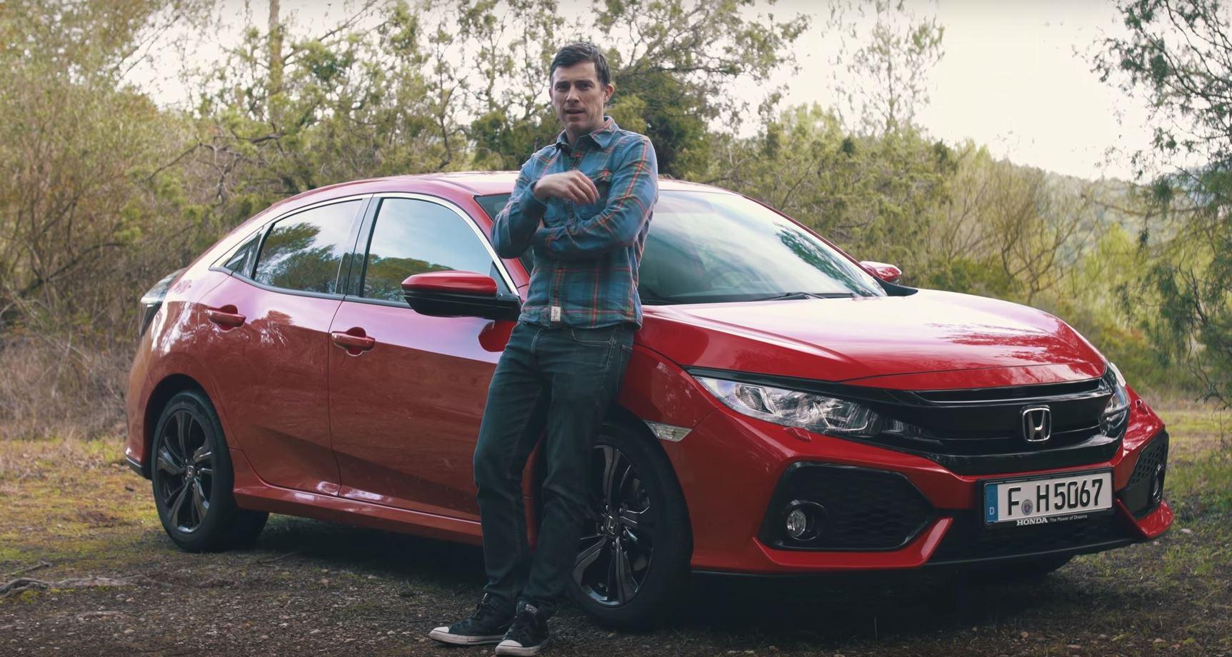 2017 Honda Civic European Reviews Say Itu0027s Not The Best In Class