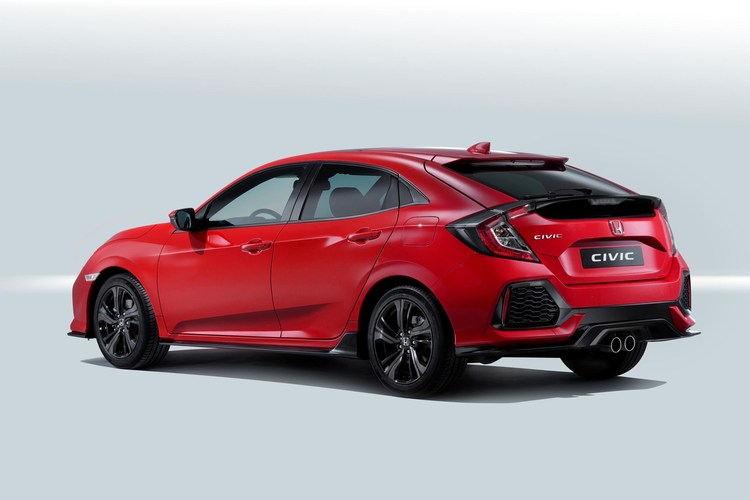 Image result for 2017 Honda Civic Hatchback