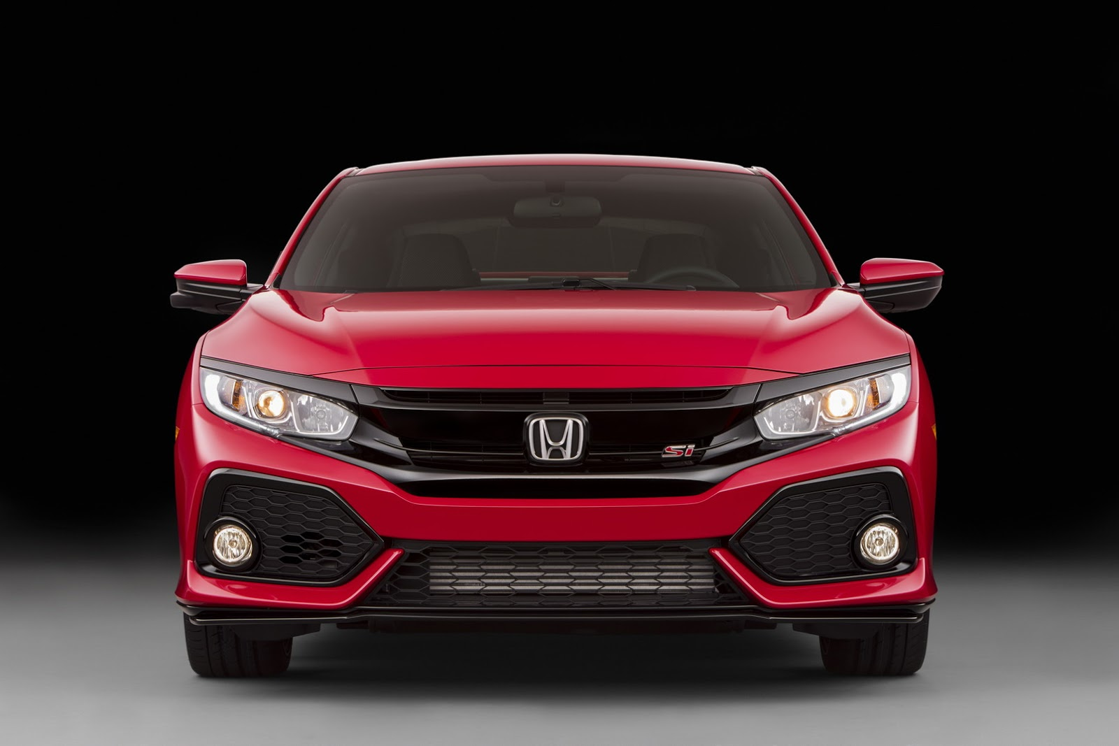 2017 Honda Civic Si Revealed With 1.5-Liter Turbo Engine ...