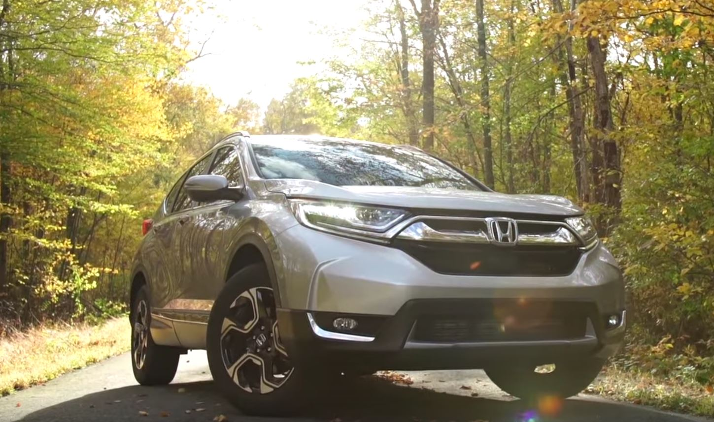 2017 Honda CR V Is Quieter, More Fun To Drive, Says Consumer Reports
