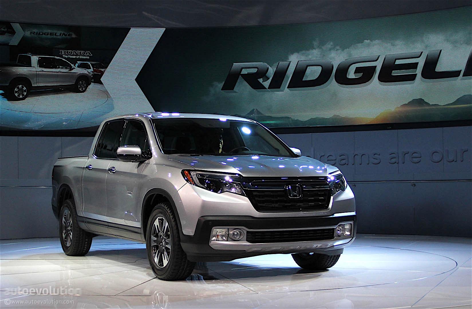 Honda brought the Ridgeline back into its range and chose Motor City ...
