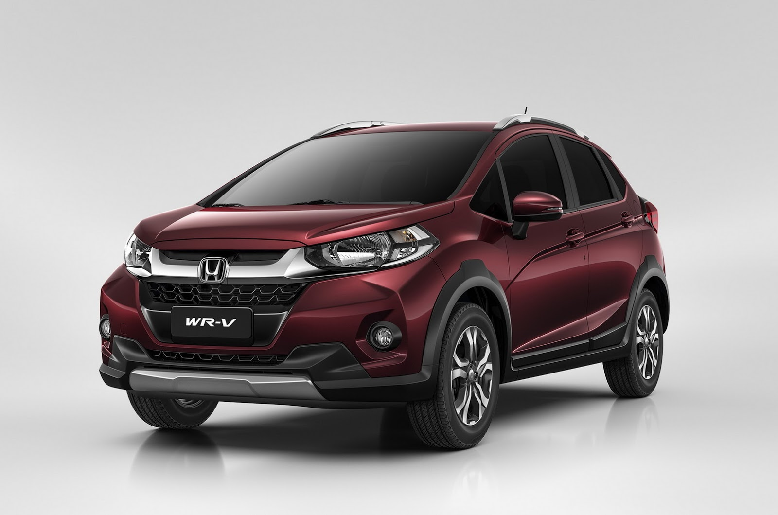 2017 Honda WR-V Mini Crossover Revealed in Brazil - autoevolution