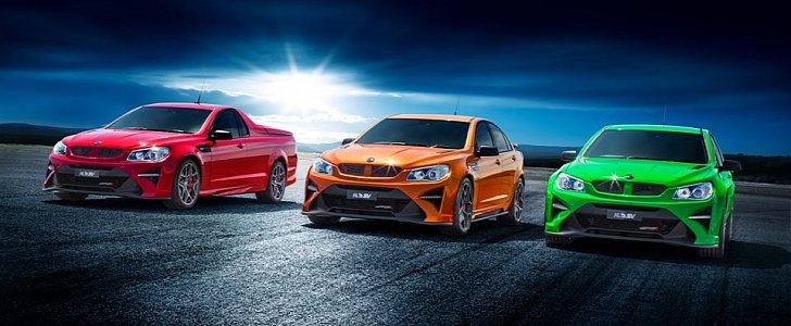 Wonderful 2017 HSV GTSR W1 Is The Ultimate Expression Of Australian