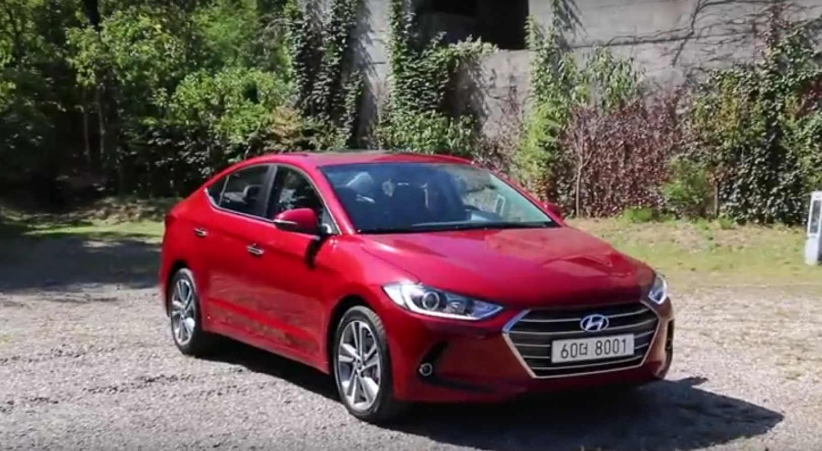 2017 Hyundai Elantra Gets Detailed Walkaround, 1 6 GDI