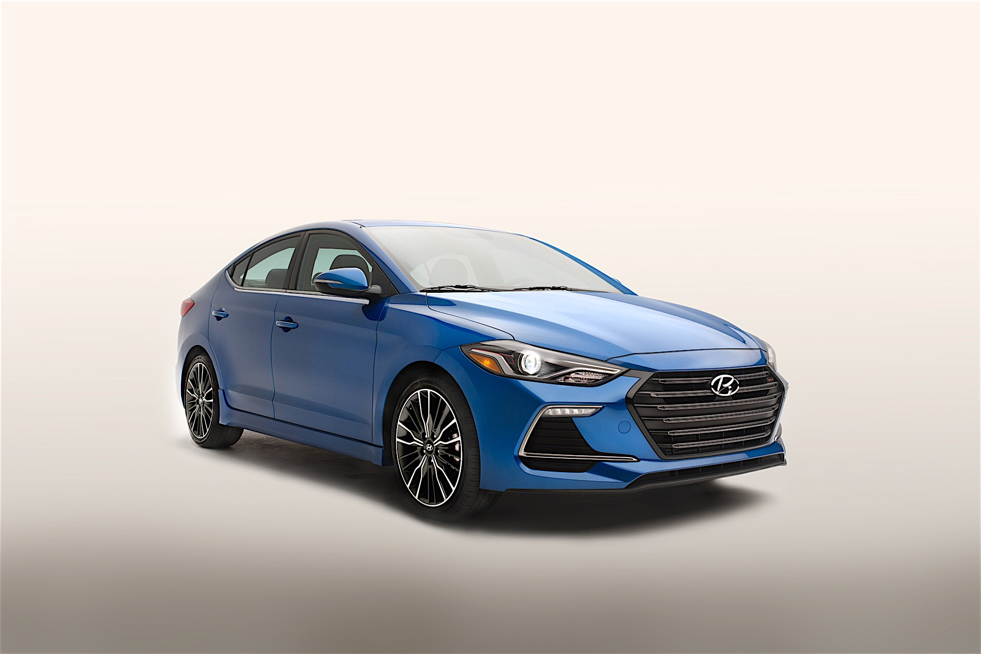 2017 hyundai elantra sport revealed becomes most powerful elantra ever made autoevolution. Black Bedroom Furniture Sets. Home Design Ideas