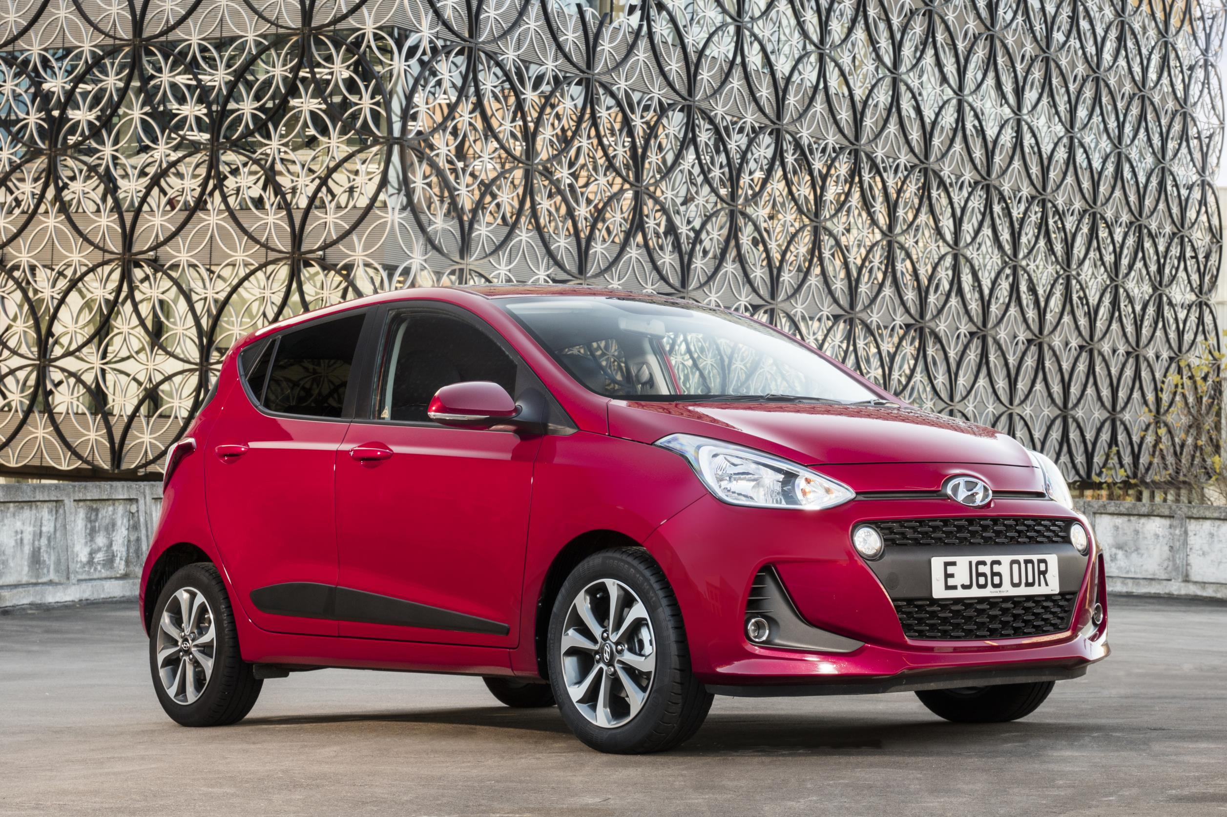 2017 Hyundai I10 Priced In The Uk Still Good Value For