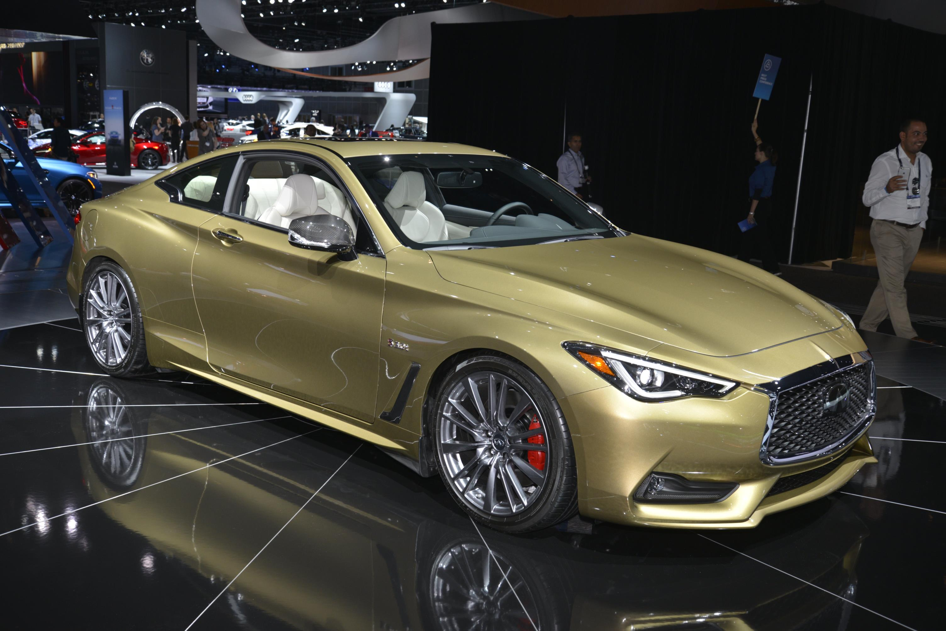 2017 Infiniti Q60 Gets Neiman Marcus Limited Edition Worth 63 000