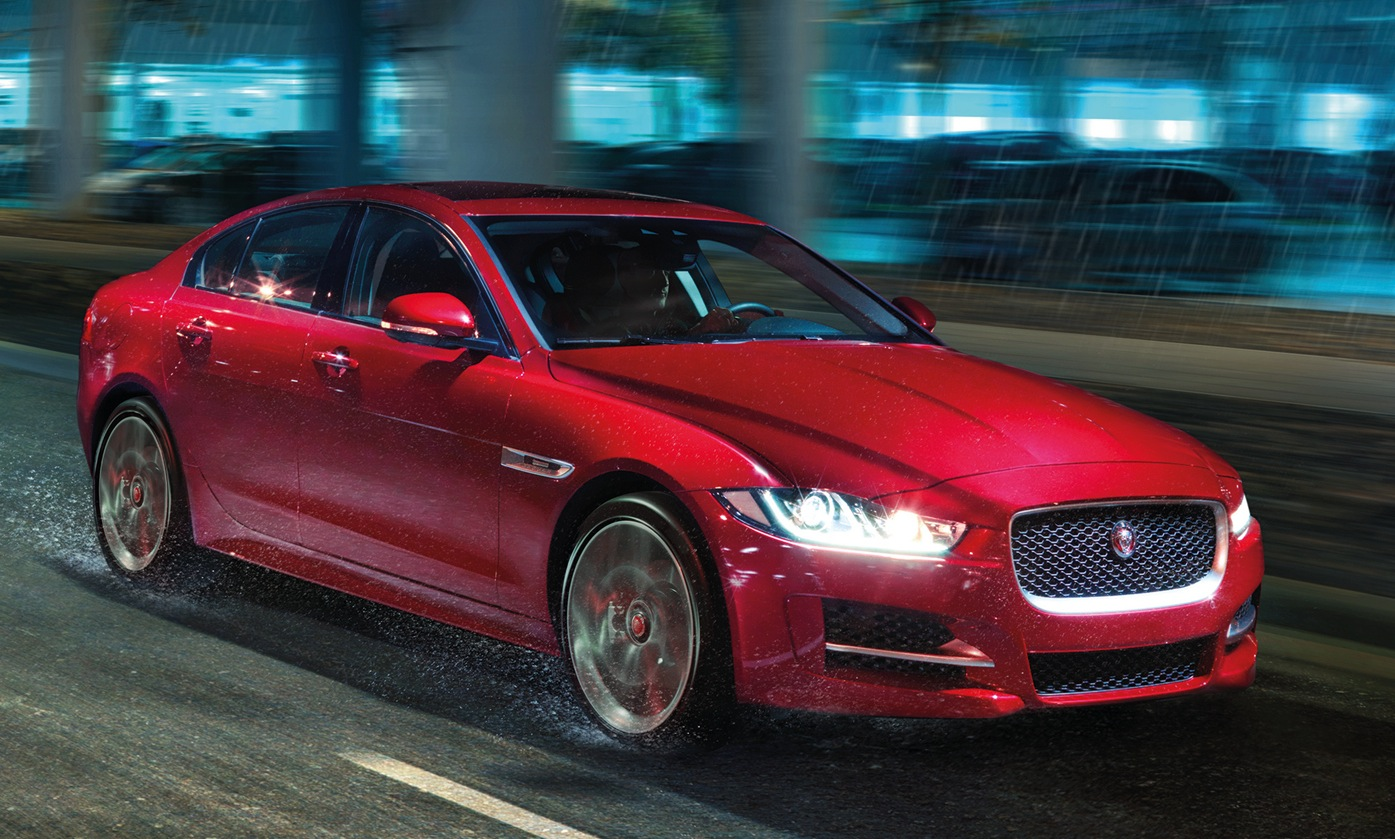 2017 jaguar xe is the first diesel leaper launched in the us autoevolution. Black Bedroom Furniture Sets. Home Design Ideas