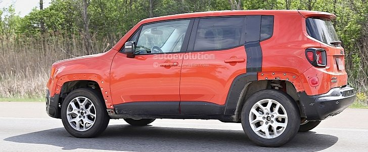 Jeep C Suv >> 2017 Jeep Compass Could Be The Jeep C Suv We Ve Been